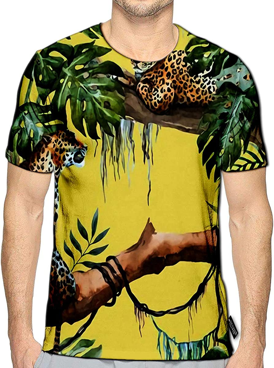 3D Printed T Shirts Fashionable Colorful Zebra Exotic Animal Casual Mens Hipster Top Tees