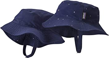 39b6d1447f1 Patagonia Child Sun Bucket Hat Classic Navy