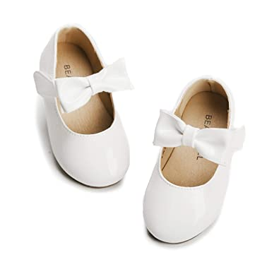89313d1f561 Bear Mall Girls' Shoes Girl's Ballerina Flat Shoes Mary Jane Dress Shoes  (Little/Toddler Girls Shoes/Big Kids)