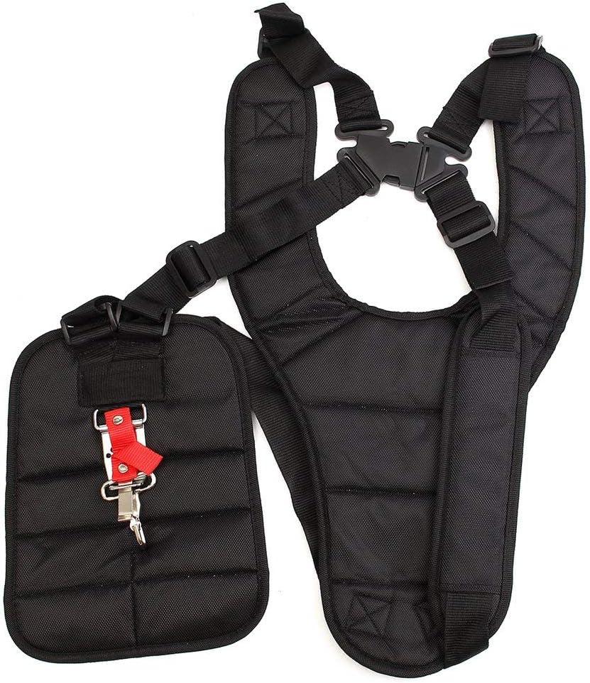 Arnés para ambos hombros para usar con la desbrozadora Strimmer de ...