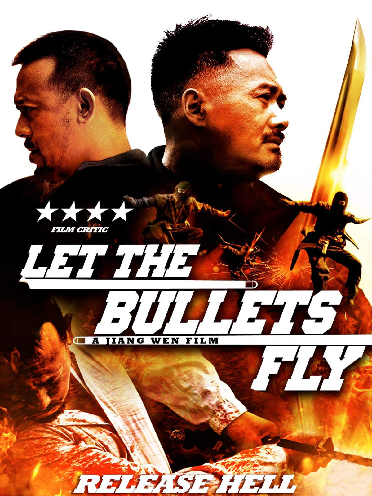 Let The Bullets Fly on Amazon Prime Video UK