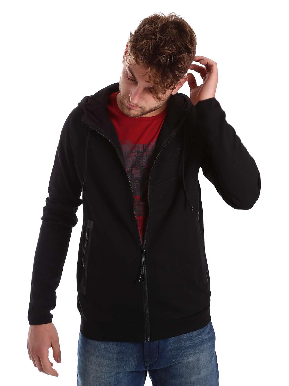 Gaudi jeans 721BU64086 Sweatshirt Man Schwarz L