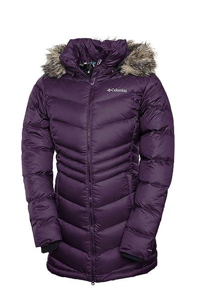 85e9eba37ac Amazon.com: Columbia Women's Polar Freeze Omni-Heat Down Jacket ...