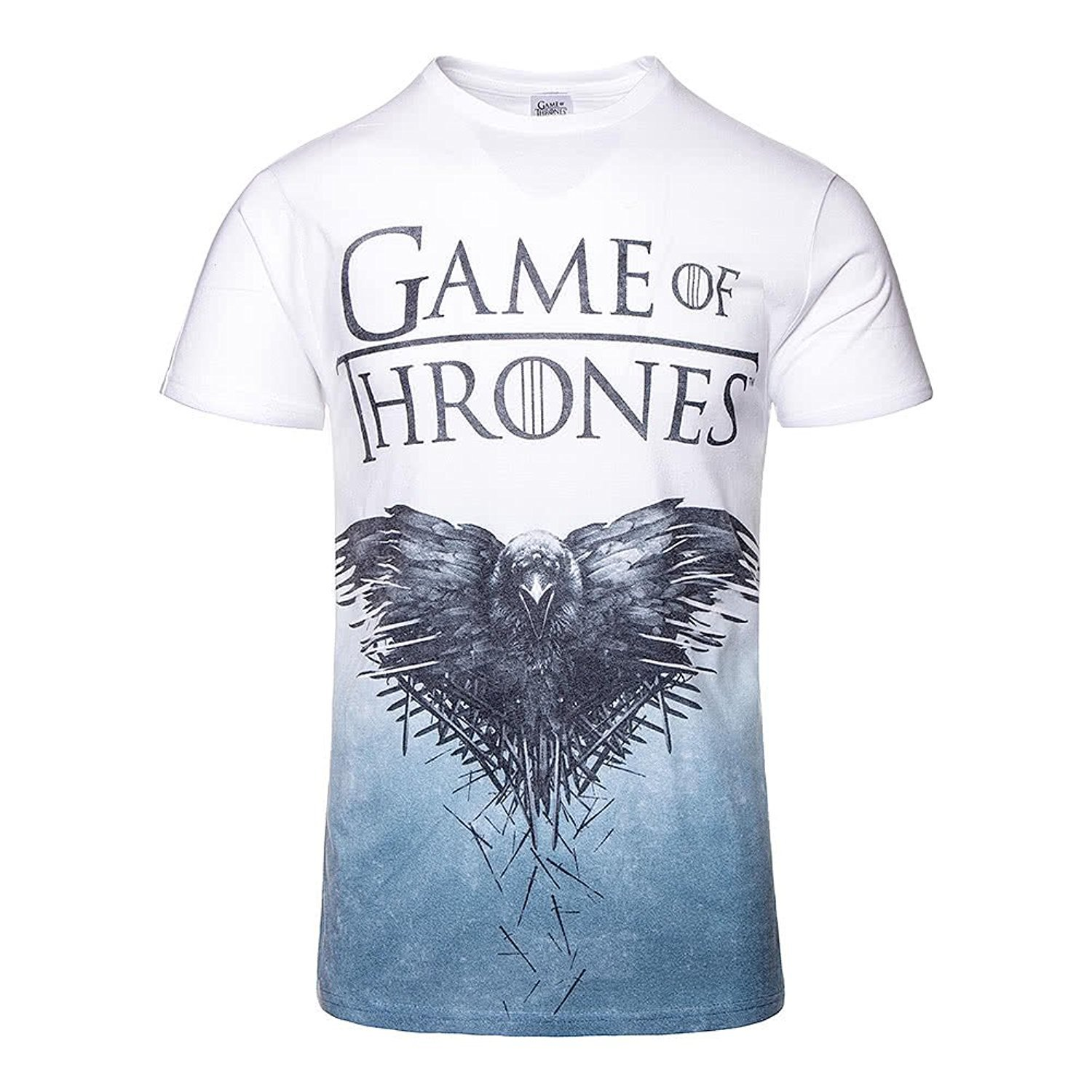a168d351 Game of Thrones Crow Sublimation Full Print Official Unisex T-Shirt to XXL