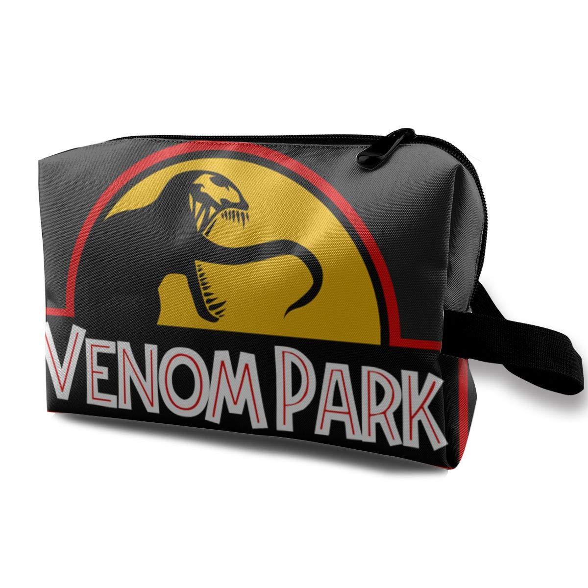 MIAOXIONG Venom Park トラベルストレージバッグ 荷物パッキングバッグ ジッパー付き 旅行用キューブセット 旅行用 B07K7NGR7T