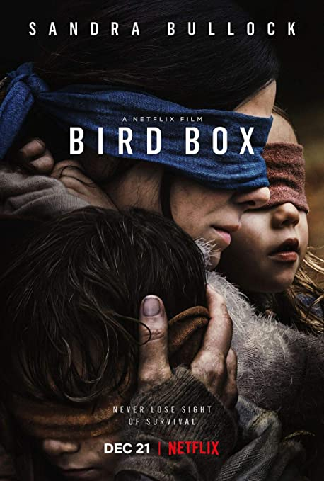 Lionbeen Bird Box Movie Poster Cartel de la Pelicula 70 X 45 ...