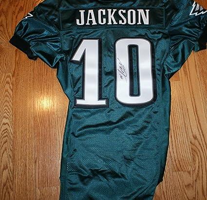 the latest 5bf5c d62fa DeSean Jackson Autographed Game Worn Philadelphia Eagles ...