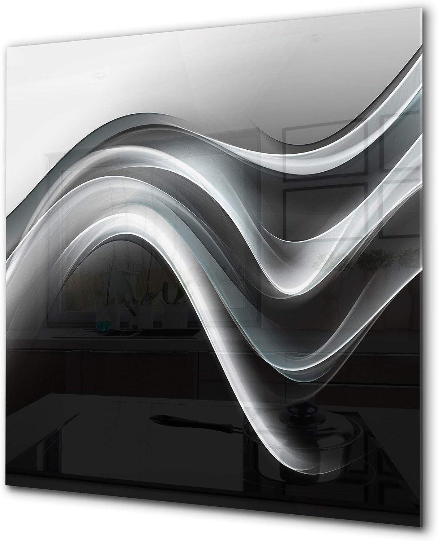 - Amazon.com: Stunning Printed Glass Backsplash – Tempered Glass