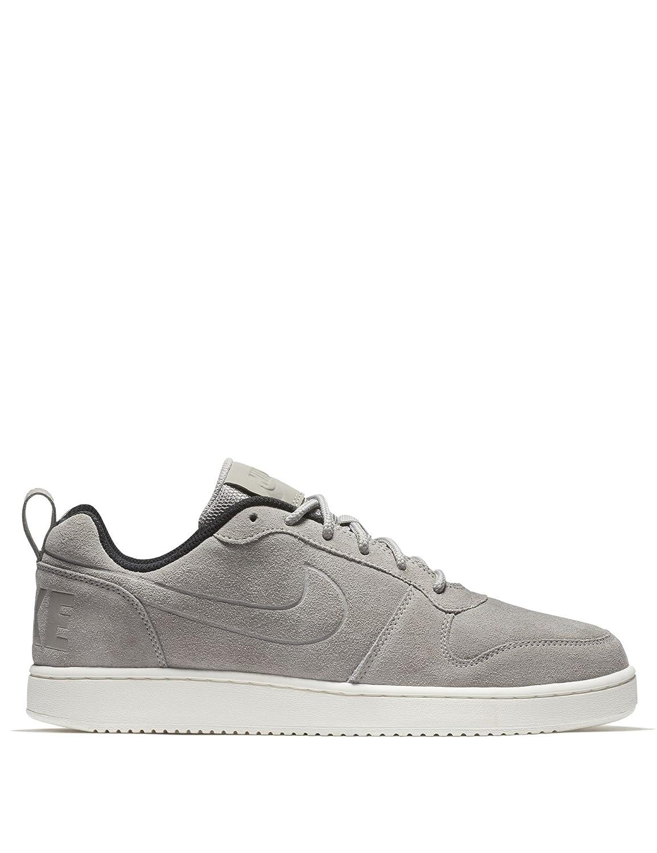 Nike Herren Court Borough Low Premium Sneaker  41 EU|Grau