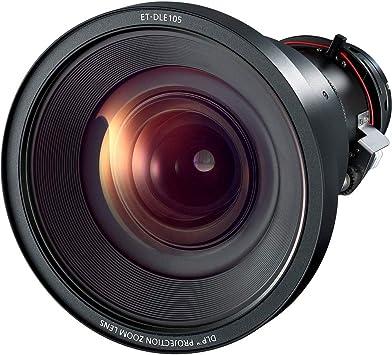 Panasonic ET-DLE105 Lente de proyección: Amazon.es: Electrónica