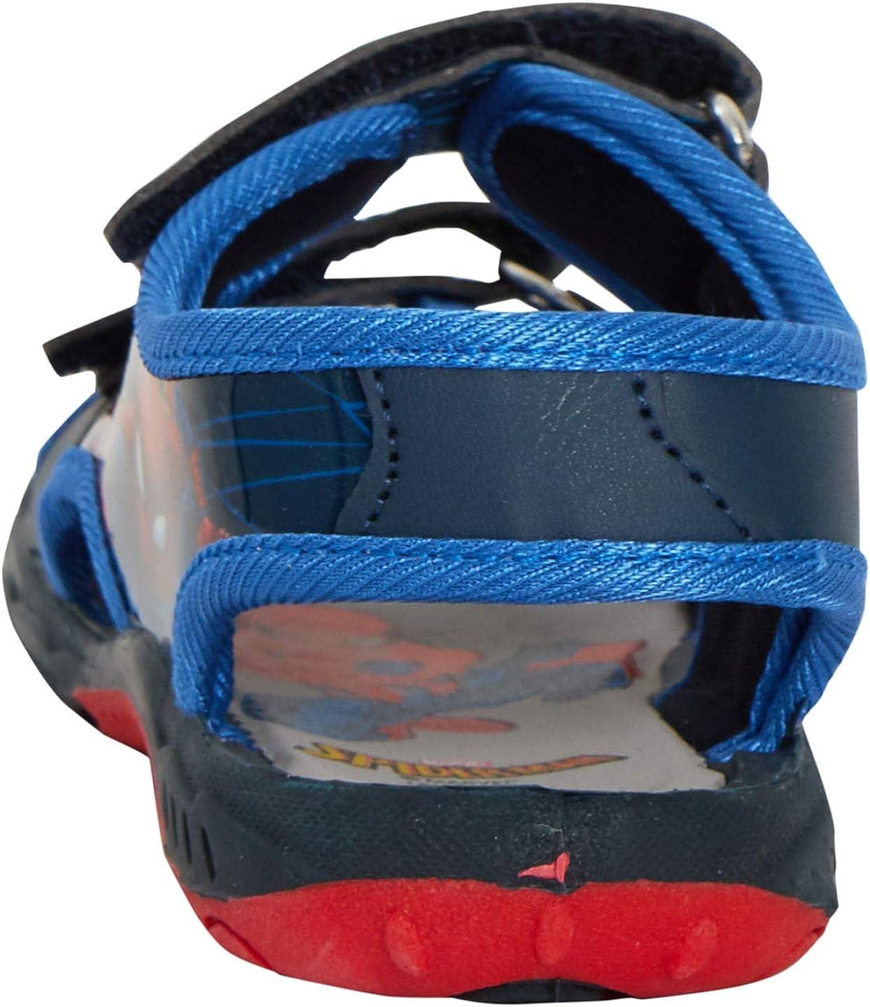 Marvel Chaussures plates pour gar/çon Spiderman