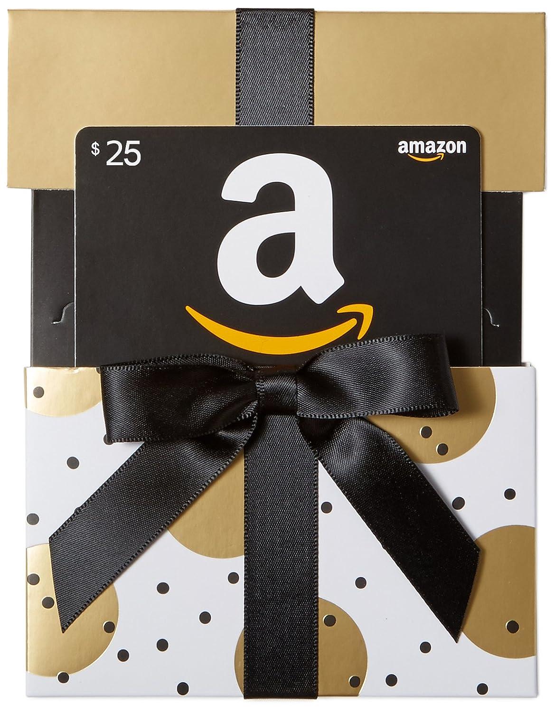 Amazon.ca Gift Card in a Gold Reveal (Classic Black Card Design) Amazon.com.ca Inc.