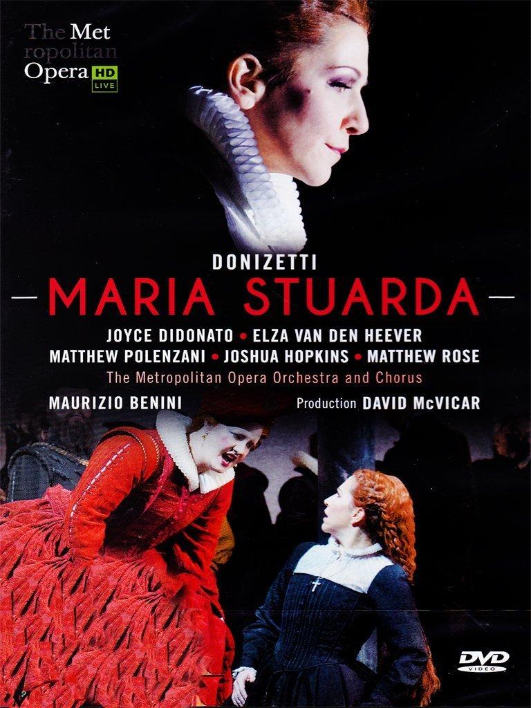 DVD : Donizetti - Maria Stuarda (2PC)