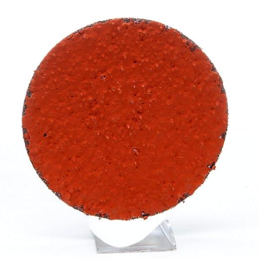 "3M™ Roloc™ Disc 777F 4/""40 YF-Weight Abrasive Sanding Discs pk25"