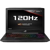 ASUS ROG Strix GL503GE-EN038T 15.6-inch FHD Gaming Laptop (8th Gen Intel Core i7-8750H/16GB/1TB SSHD + 256GB SSD/Windows 10/GTX 1050 Ti 4GB Graphics/2.60 Kg), Black