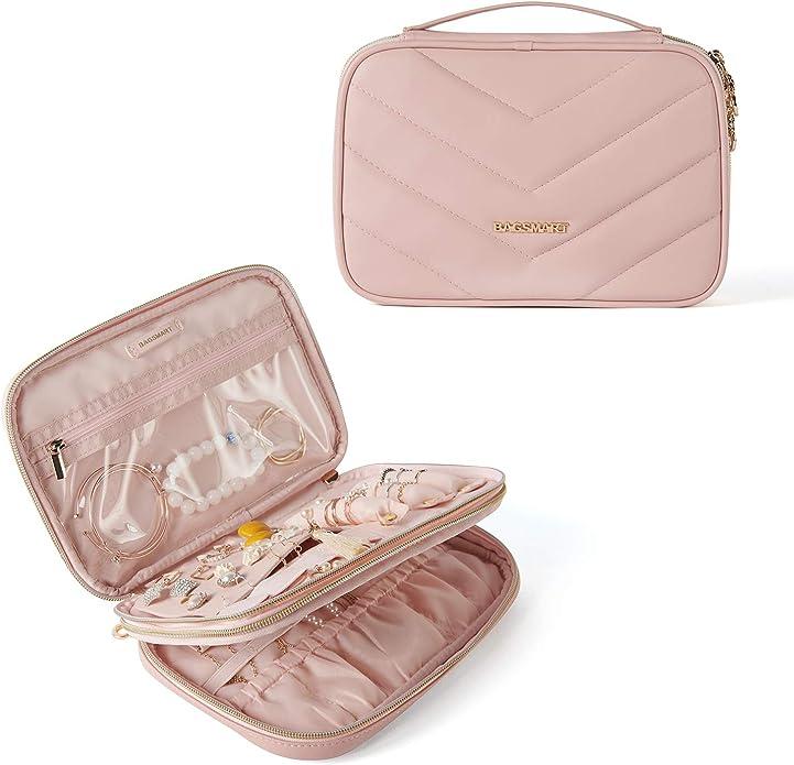 Jewelry Travel Jewelry Bag Drawstring Pouch Mini Size Fabric Jewelry Pouch