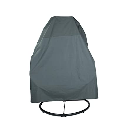 Fine Tuansheng Outdoor Love Seat Egg Swing Protector Water Resistant Large Hanging Chair Cover 2 Person Swing Egg Chair And Stand Covers Grey Caraccident5 Cool Chair Designs And Ideas Caraccident5Info