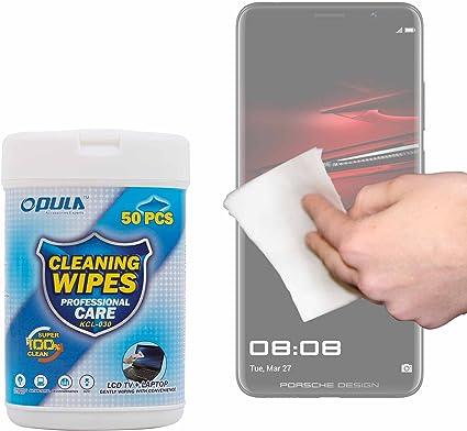 DURAGADGET Toallitas Especiales para Smartphone Huawei P20, Huawei ...
