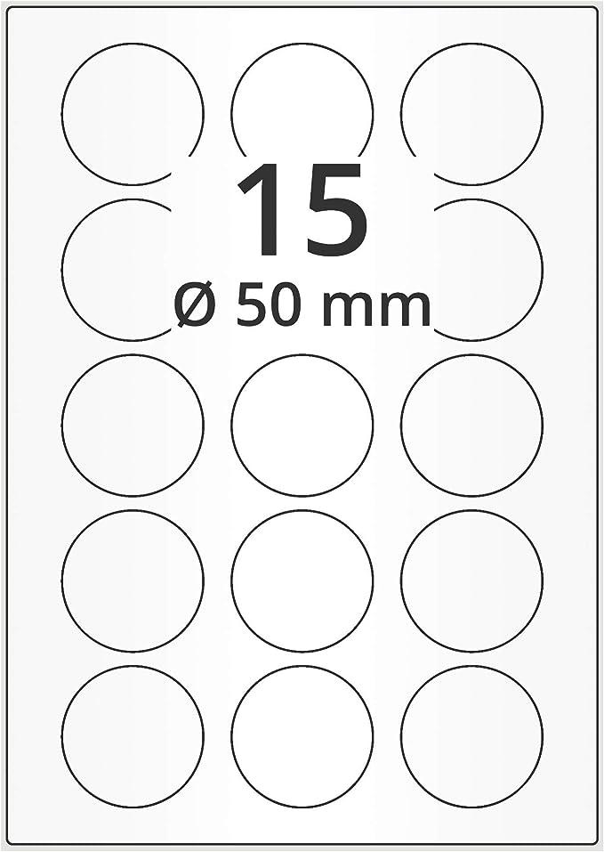 itenga 50x Ordneretiketten Ordnerr/ückenschild f/ür breite Ordner I Aufkleber f/ür Ordnerr/ücken selbstklebend aus Haftpapier Grau Wei/ß 6x19cm