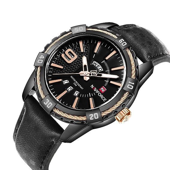 Reloj - NAVIFORCE - Para - NF9117L