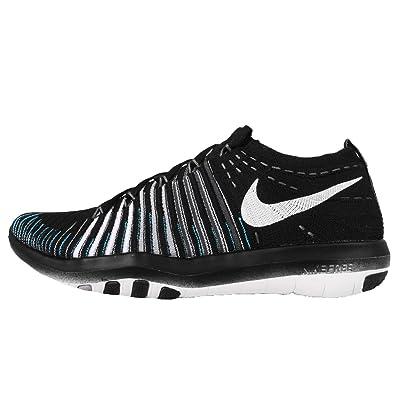 mens nike free rn flyknit running shoes cargo khaki nz