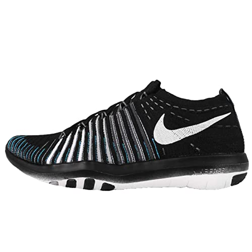 newest bf389 fbdd0 Nike Womens Free Transform Flyknit Training Shoe, BlackWhite-Wolf  Grey-Dark Grey, 11 B(M) US Buy Online at Low Prices in India - Amazon.in