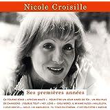 Nicole Croisille, ses premières années