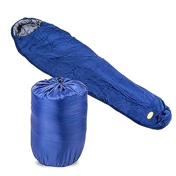 camp4 momia saco de dormir Vigo Longitud: 230 cm, ancho: superior 80, inferior 50 cm: Amazon.es: Deportes y aire libre