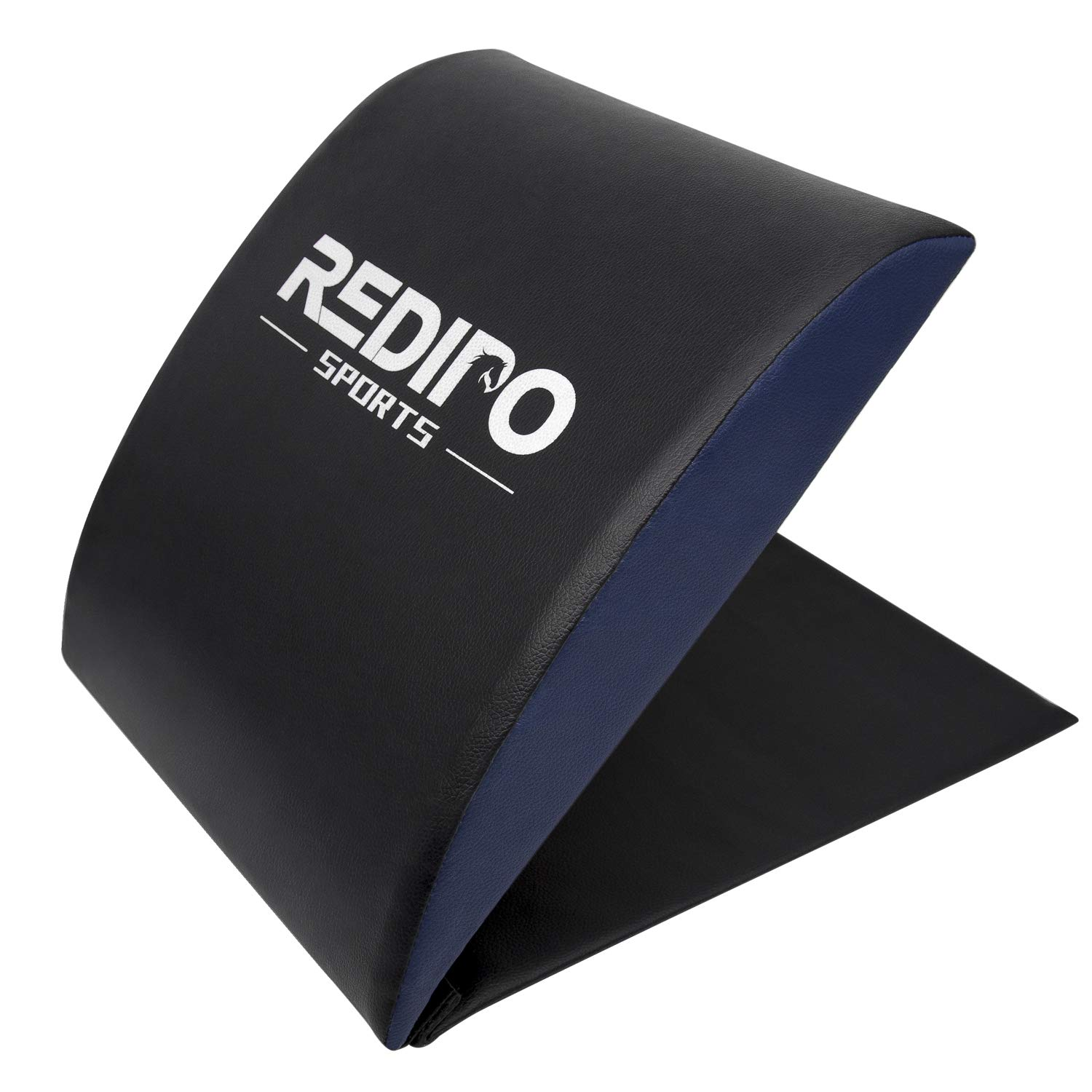 Redipo Abdominal Mat Ab Exercise Mat Lower Back Support- Sit Up Pad – Core Trainer Mat for Men Women Strengthening and Shaping Comprehensive Ab Workouts