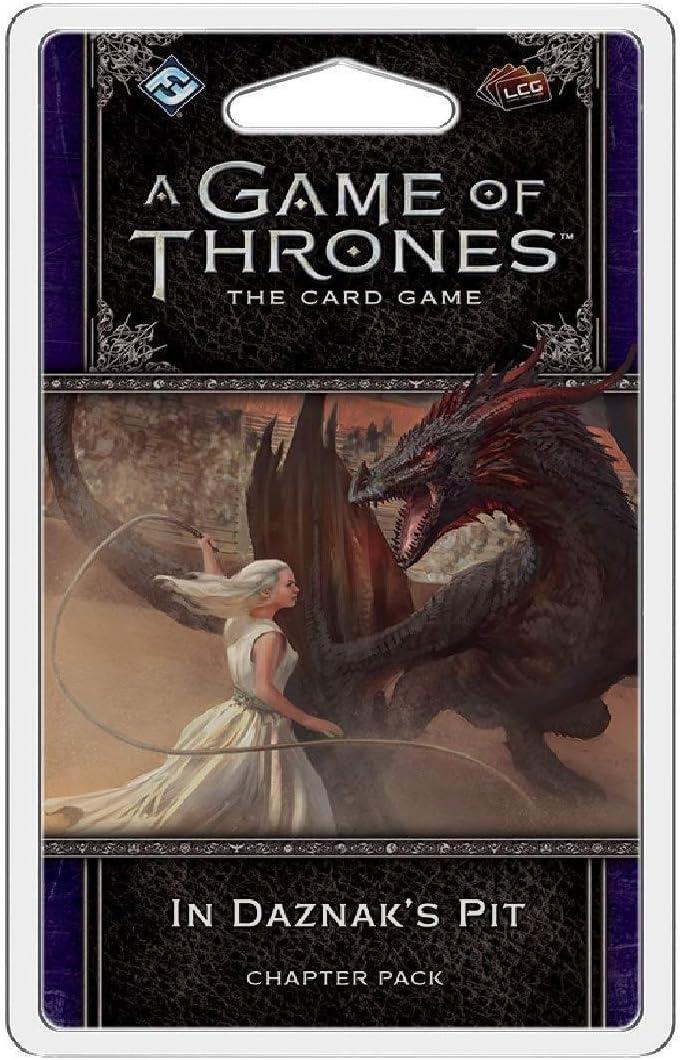 Fantasy Flight Games- Paquete de capítulos en el Pozo de Daznak ...