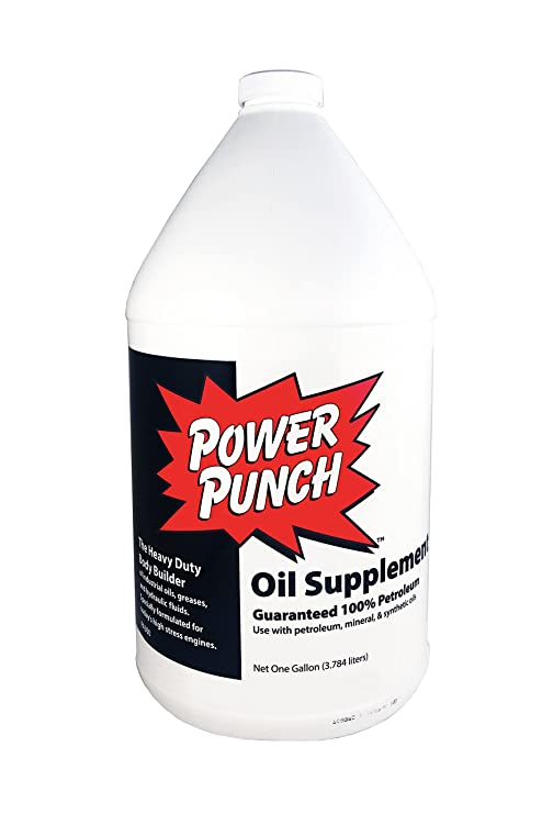 Power Punch PA300 Oil Supplement Concentrate, 128  Fluid_Ounces