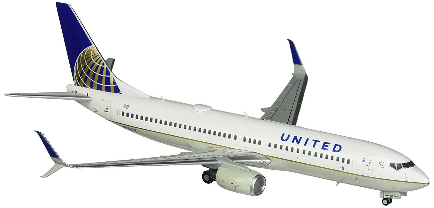Buy Gemini200 United B737 800(S) With Scimitars (1:200 Scale) Online