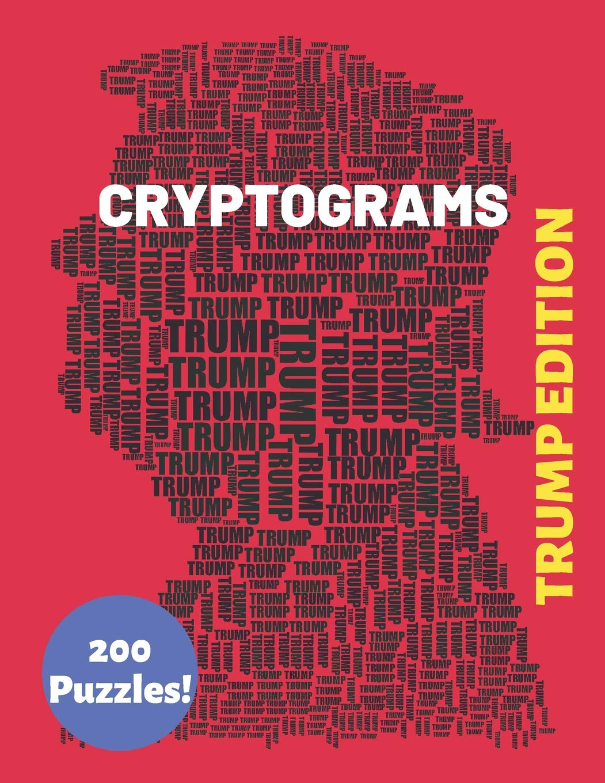 cryptograms trump edition puzzles patriotic and humorous