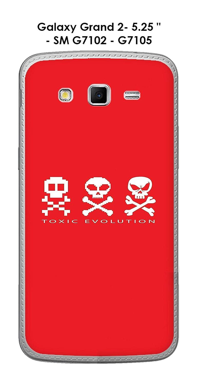 Onozo Carcasa Samsung Galaxy Grand 2-5.25 - SM G7102 G7105 ...