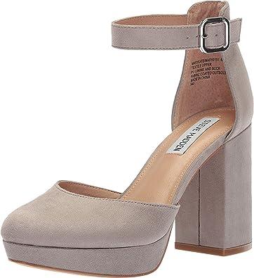 9a5b405e3a752 Steve Madden Women's Marykate Platform Heel