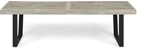 Christopher Knight Home Joa Patio Dining Bench