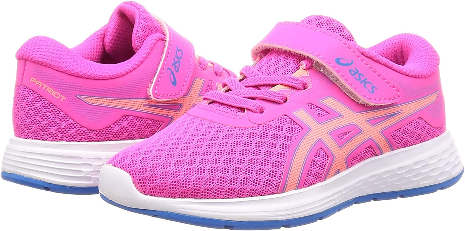 ASICS Patriot 11 PS, Zapatillas de Running para Niñas: Amazon.es: Zapatos y complementos