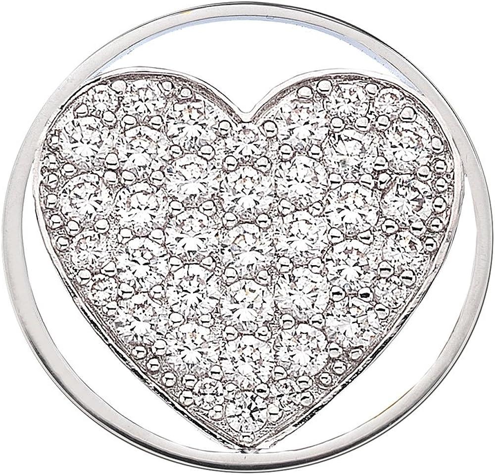 Emozioni 33mm Ice Sparkle Arc Coin
