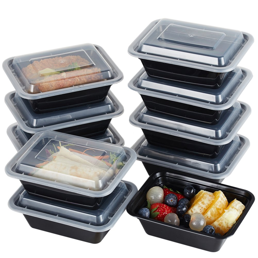 NutriBox Meal Prep Containers.