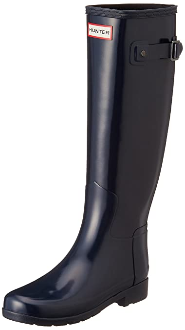 Hunter Damen Gummistiefel Original Refined Gloss