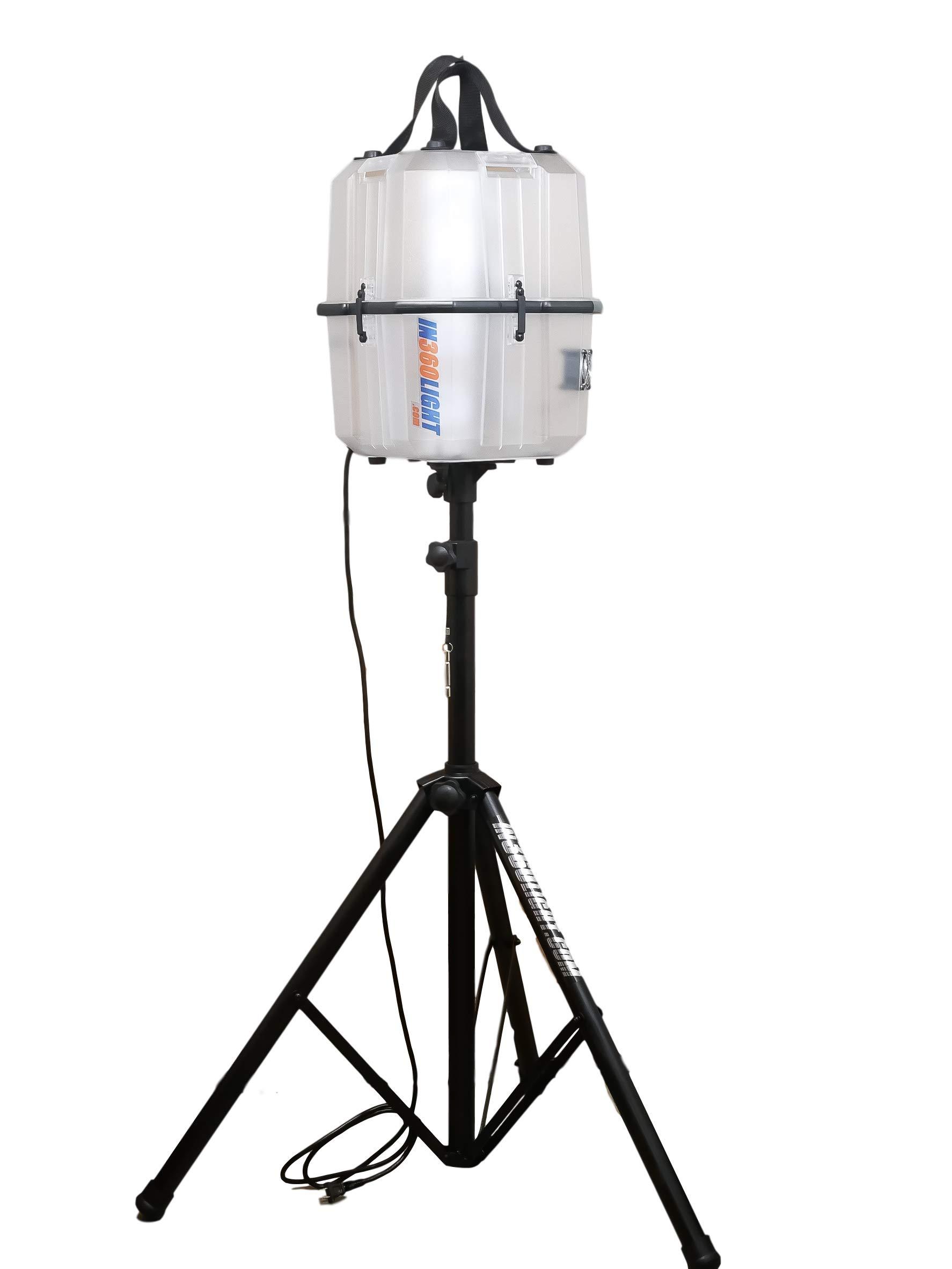Portable LED Work Light 20,000 Lumens