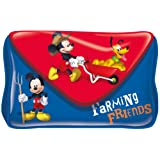 Mickey Club House UVA Fragola Rest Set with Fleece Blanket