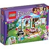 LEGO - 41110 - Friends - Jeu de Construction - La Fête Surprise des Animaux