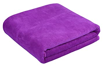 Esperanza Shine microfibra secado rápido toallas de baño natación toalla de camping de 32 pulgadas x 60 pulgadas: Amazon.es: Hogar