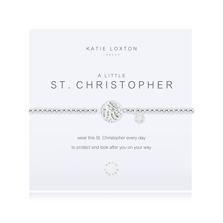 Katie Loxton a little St. Christopher Bracelet