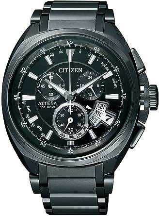 8b6a1172ab [シチズン]CITIZEN 腕時計 ATTESA アテッサ Eco-Drive エコ・ドライブ 電波時計 ワールド