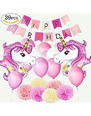 Artículos de fiesta y decoración cumpleaños | Amazon.es | 2018