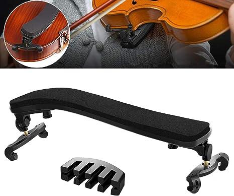 Verstellbare Geigen Schulterstütze für 3//4 4//4 Violine Viola