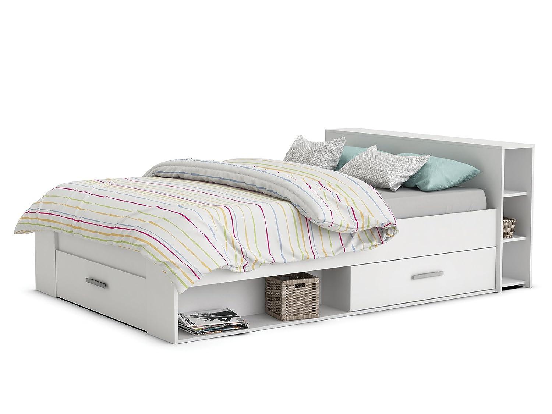 Kompaktbett Einzelbett Jugendbett Doppelbett Bett Funktionsbett ...