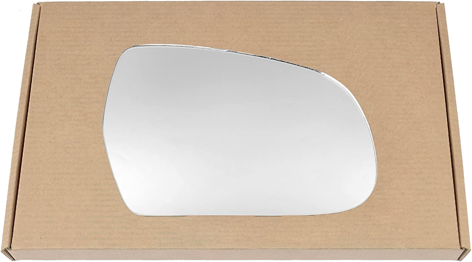Right Off Driver Side Stick On Mirror glass #AuA310-13-RC